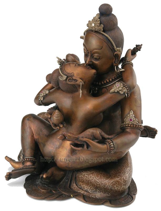 Buddhist Jambhala Shakti