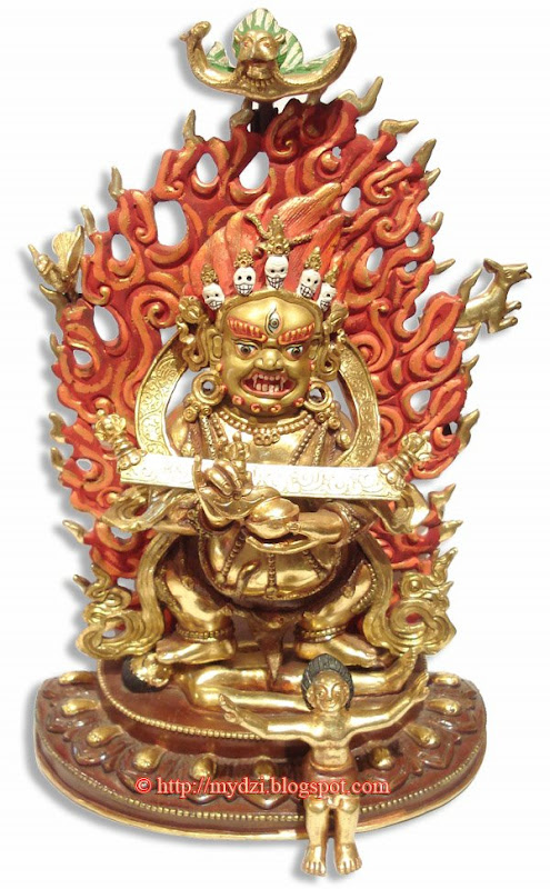 Buddhist Panjaranatha Mahakala