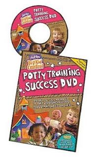 Brinde Grátis DVD infantil da Potty Training