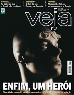 Brinde Grátis Revista Veja 6 edições