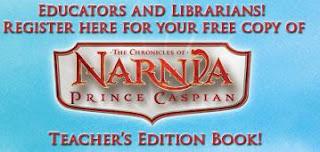 Amostras Grátis Livro ' Narnia Prince Caspian'