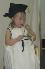 Chloe Graduates From Preschool