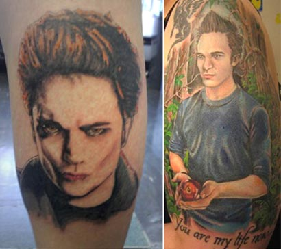 This week's question: What tattoo would you get to celebrate your book's