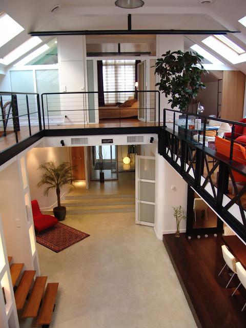 loft connexion by samuel johde loft paris 2e etienne marcel. Black Bedroom Furniture Sets. Home Design Ideas