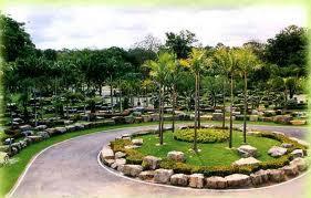 Pku Cea, Botanical Garden