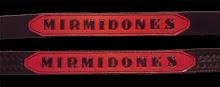 Cinturones Mirmidones