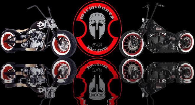 Mirmidones Harley Custom