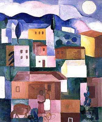 Lasar Segall: Algumas Obras de Lasar Segall