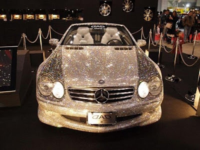 One million Dollar Car