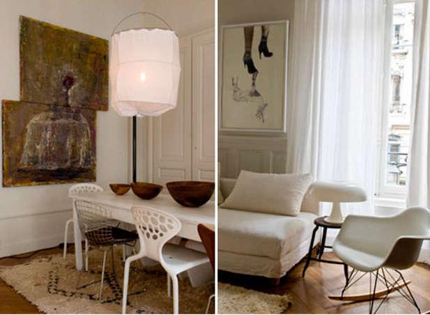 Cjuss No 1 Unique Modern French Interior
