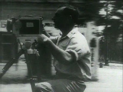 Mikhail Kaufman in Man with a Movie Camera