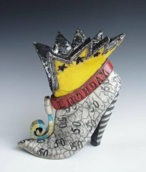 Beth S Illustrations Ceramics Shoe Research