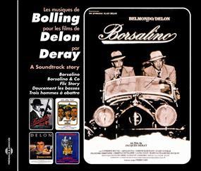 Borsalino & co : les musiques de Bolling