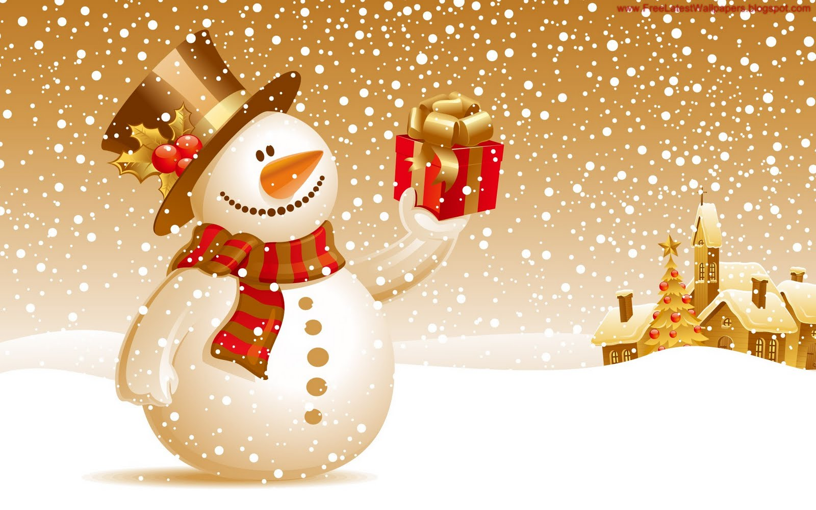 Gallery HD Wallpaper Christmas