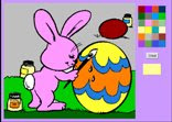 Easter Coloring page