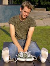 Rory in White Socks