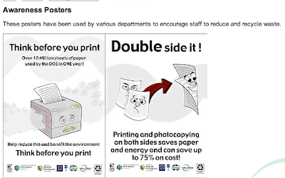 DMDN312 INTERACTIVE DESIGN: Concept of saving printing paper