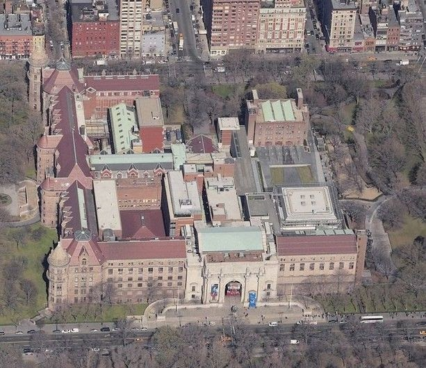 Bronx Science To American Museum Of Natural
