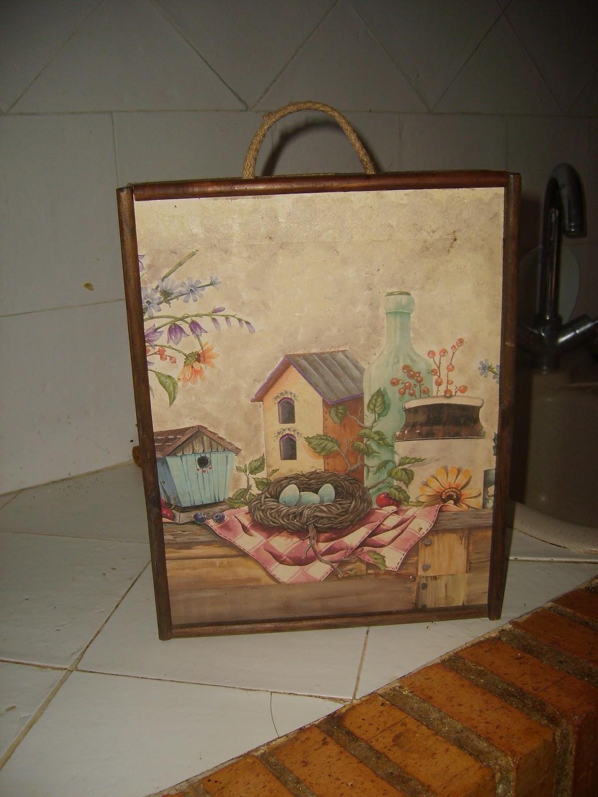 cajas de vino - Cajas De Vino Decoradas
