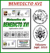 Sept 10 - BENEDICTO XVI