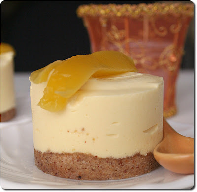 Frozen Mango-Cream Cakes Recipes — Dishmaps