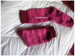 coleção de meias