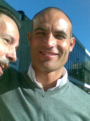 Bernardo ernadez y Jaime Jalon