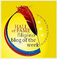 Hall of famer ako :) salamat sa mga sumuporta