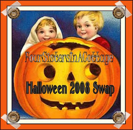 Amy at FourSistersInACottage is having a fun Halloween Swap!