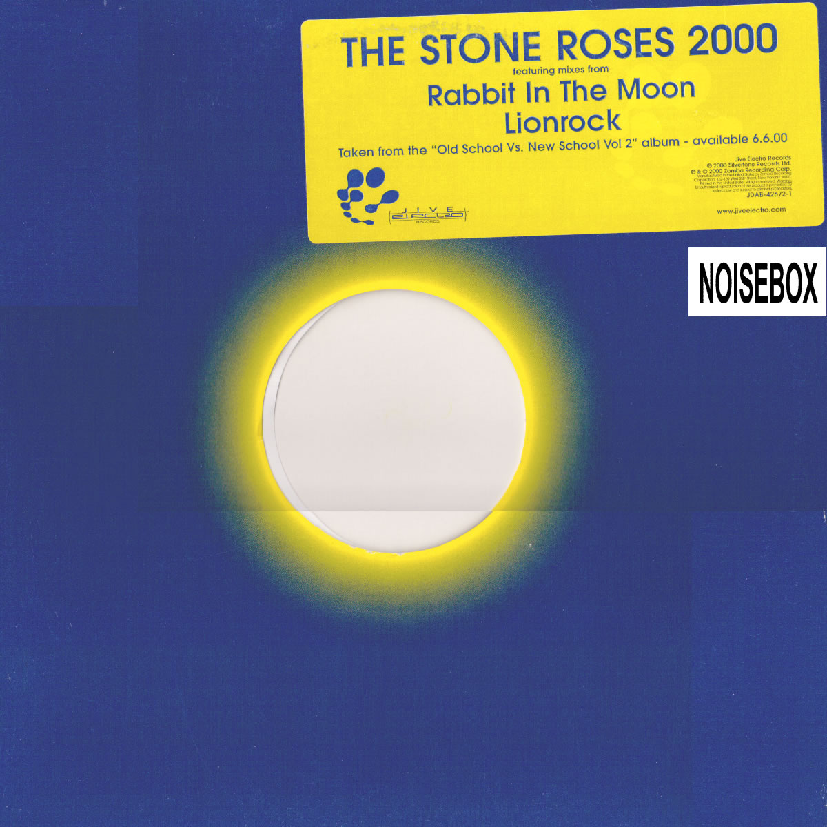 NOISEBOX: Stone Roses - Remixes Volume One 12""