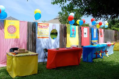 Backyard Carnival backyard carnival   a small snippet