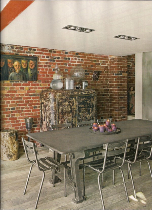 Wunderkammer vivir en un garaje live in a garage for Muebles para garage