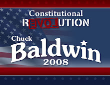 Ron Paul supporta Chuck Baldwin