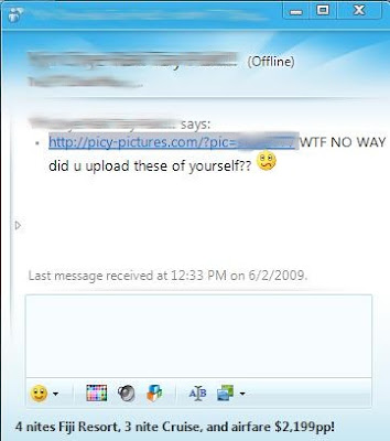 MSN message 2