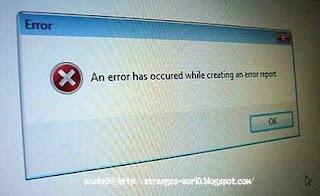Amazing Errors