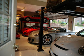 House Of The Ferrari Owner In France