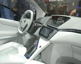 Proton Emas conceptual car