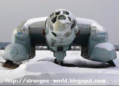 Gambar Pesawat Terbang ANEH, KEREN, dan TIDAK BIASA