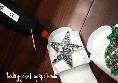 DIY Slipper @ today-joke.blogspot.com