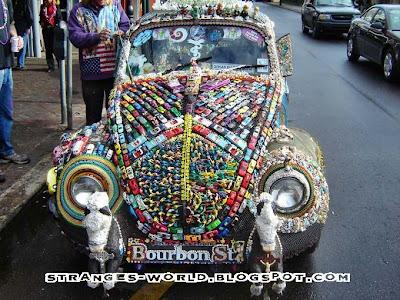 Most Unique Cars @ strange world