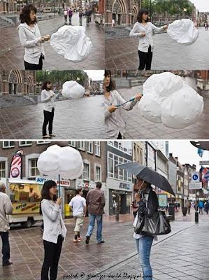 15 Creative Umbrellas @ strange pictures