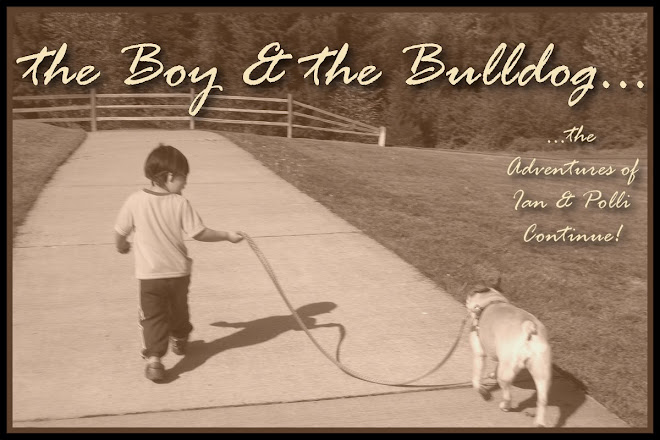 The Boy and the Bulldog