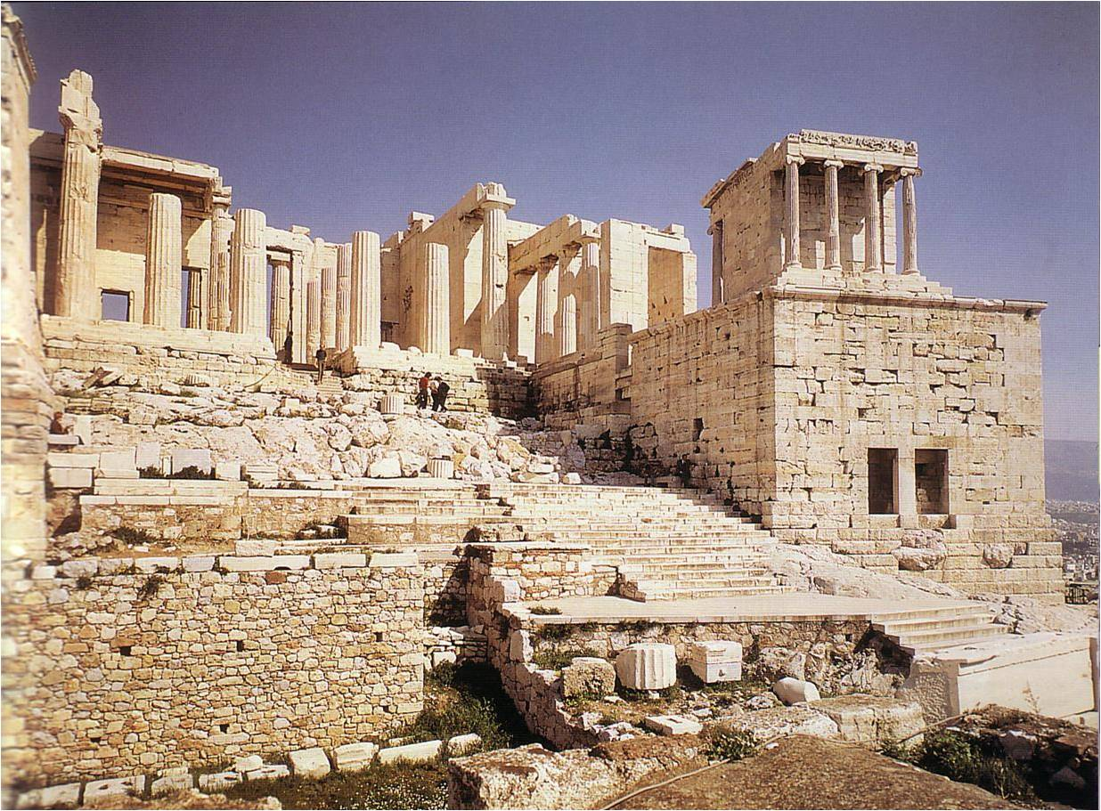 ancient greek architecture Ancient greek architecture 1 ancient greek architecture 2 introduction • the civilization of ancient greece was one that spanned many.