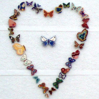 Sommerfugle-hjertet