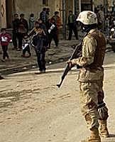 Soldat i krig
