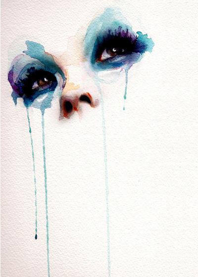 Marion Bolognesi: Vandfarve tårer