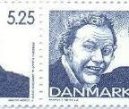 Preben Kaas frimærke