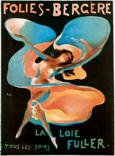Folies-Bergère - La Loïe Fuller