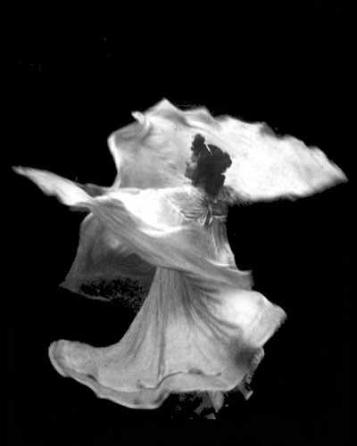 La Danse Blanche - Loïe Fuller