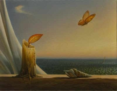 Born to Fly by Vladimir Kush